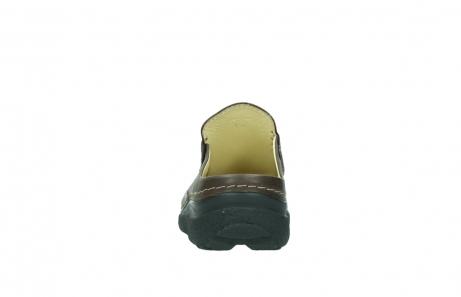 wolky slippers 9210 roll slide men 530 bruin leer_7