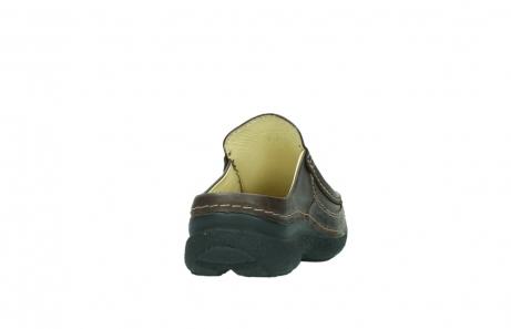wolky slippers 9210 roll slide men 530 bruin leer_8
