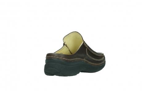 wolky slippers 9210 roll slide men 530 bruin leer_9