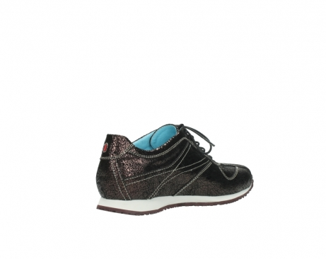 wolky sneakers 01480 ibrox 90300 braun craquele leder_10