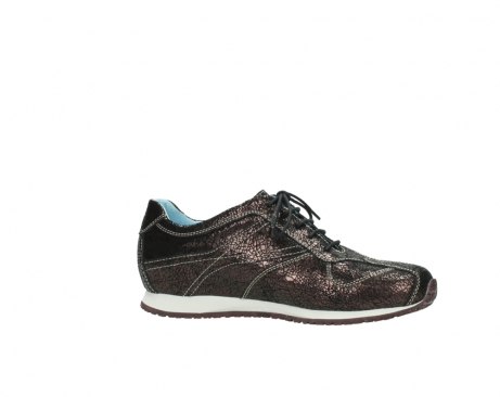 wolky sneakers 01480 ibrox 90300 brown craquele leather_14