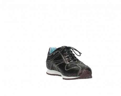 wolky sneakers 01480 ibrox 90300 brown craquele leather_17