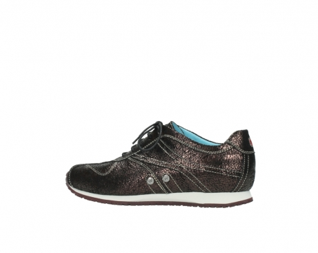 wolky sneakers 01480 ibrox 90300 brown craquele leather_2