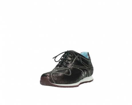 wolky sneakers 01480 ibrox 90300 brown craquele leather_21