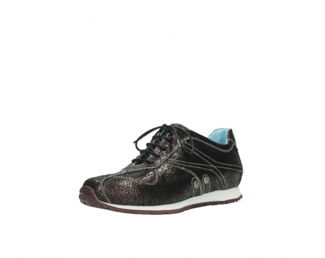 wolky sneakers 01480 ibrox 90300 brown craquele leather_22