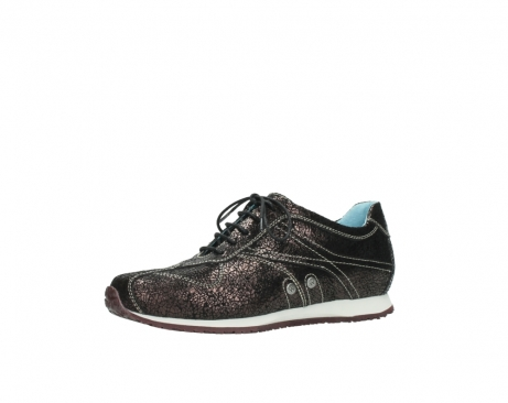 wolky sneakers 01480 ibrox 90300 brown craquele leather_23