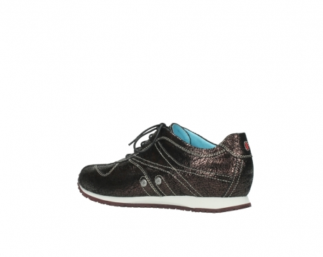 wolky sneakers 01480 ibrox 90300 braun craquele leder_3
