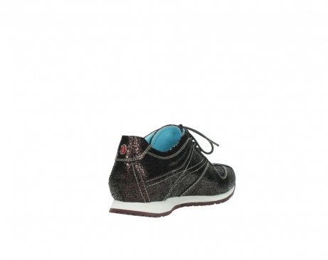 wolky sneakers 01480 ibrox 90300 brown craquele leather_9