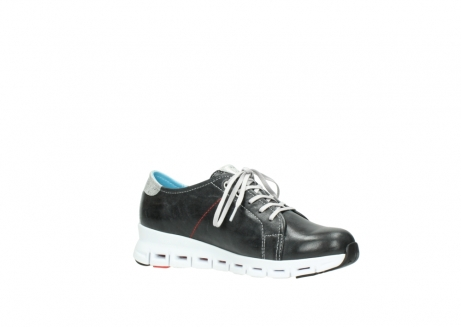 wolky trainers 02051 mega 30070 black summer leather_15
