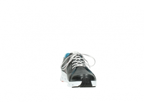 wolky trainers 02051 mega 30070 black summer leather_18