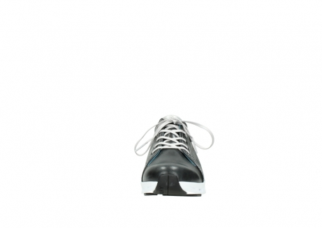 wolky trainers 02051 mega 30070 black summer leather_19