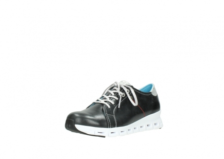 wolky trainers 02051 mega 30070 black summer leather_22