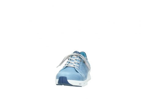 wolky sneakers 02051 mega 30820 denim leer_20