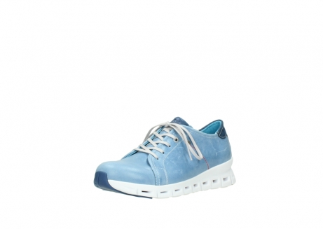 wolky sneakers 02051 mega 30820 denim leer_22
