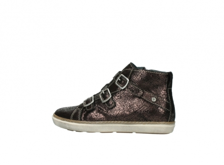wolky sneakers 09455 vancouver 90300 brown craquele leather_2