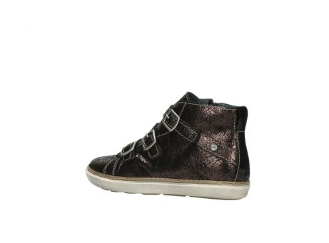 wolky sneakers 09455 vancouver 90300 brown craquele leather_3