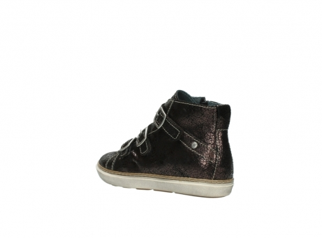 wolky sneakers 09455 vancouver 90300 brown craquele leather_4