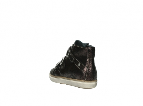 wolky sneakers 09455 vancouver 90300 brown craquele leather_5