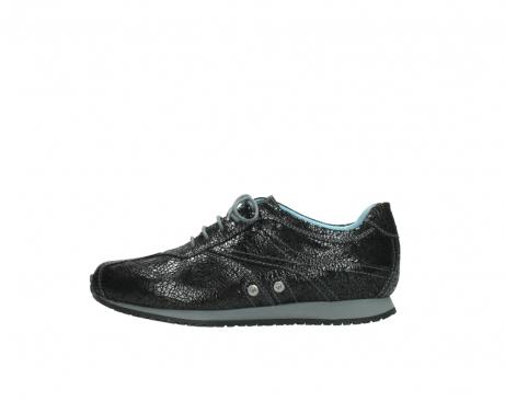 wolky sneakers 1480 ibrox 900 schwarz craquele leder_1