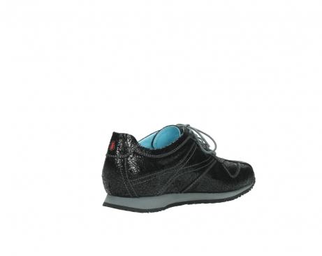 wolky sneakers 1480 ibrox 900 schwarz craquele leder_10
