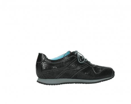 wolky sneakers 1480 ibrox 900 schwarz craquele leder_12