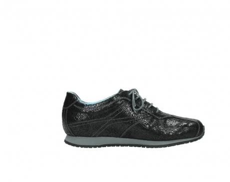 wolky sneakers 1480 ibrox 900 schwarz craquele leder_13
