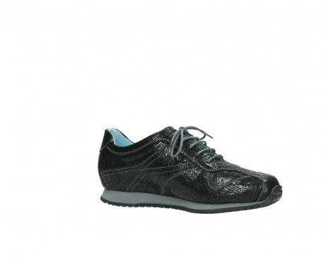 wolky sneakers 1480 ibrox 900 schwarz craquele leder_15