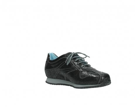 wolky sneakers 1480 ibrox 900 schwarz craquele leder_16