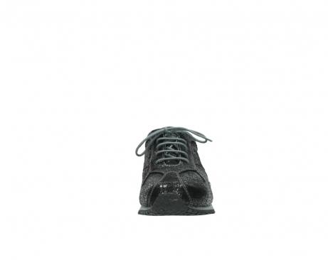 wolky sneakers 1480 ibrox 900 schwarz craquele leder_19