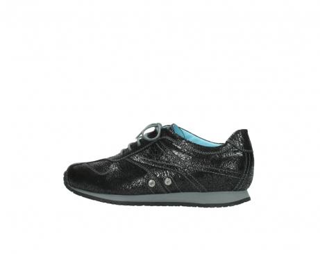 wolky sneakers 1480 ibrox 900 schwarz craquele leder_2