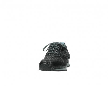 wolky sneakers 1480 ibrox 900 schwarz craquele leder_20