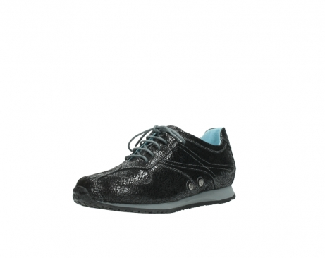 wolky sneakers 1480 ibrox 900 schwarz craquele leder_22