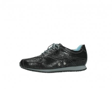 wolky sneakers 1480 ibrox 900 schwarz craquele leder_24