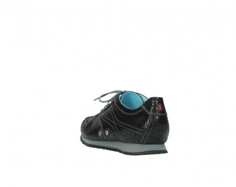 wolky sneakers 1480 ibrox 900 schwarz craquele leder_5