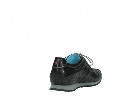 wolky sneakers 1480 ibrox 900 schwarz craquele leder_9