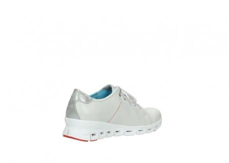 wolky sneakers 2051 mega 312 gebroken wit leer_10