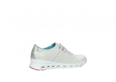 wolky sneakers 2051 mega 312 gebroken wit leer_11