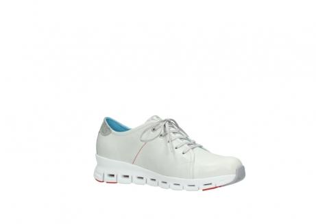 wolky sneakers 2051 mega 312 gebroken wit leer_15