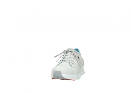 wolky sneakers 2051 mega 312 gebroken wit leer_20