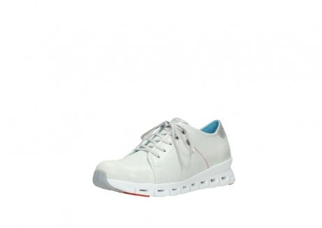 wolky sneakers 2051 mega 312 gebroken wit leer_22