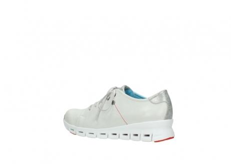 wolky sneakers 2051 mega 312 gebroken wit leer_3