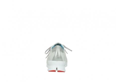 wolky sneakers 2051 mega 312 gebroken wit leer_7