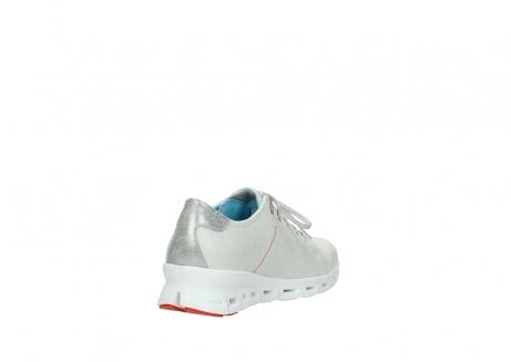 wolky sneakers 2051 mega 312 gebroken wit leer_9