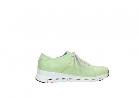 wolky sneakers 2051 mega 375 lime leer_12