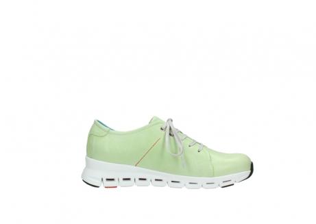 wolky sneakers 2051 mega 375 lime leer_13