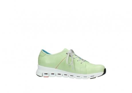 wolky sneakers 2051 mega 375 lime leer_14
