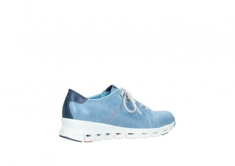 wolky sneakers 2051 mega 382 denim leer_11