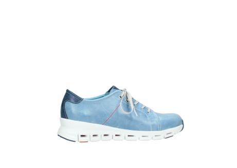 wolky sneakers 2051 mega 382 denim leer_12