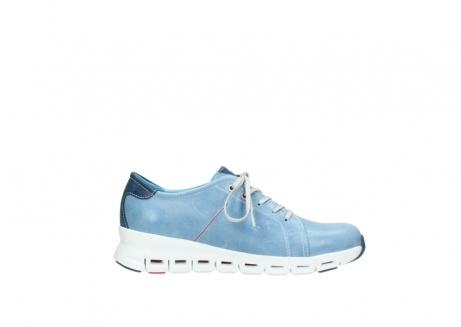 wolky sneakers 2051 mega 382 denim leer_13