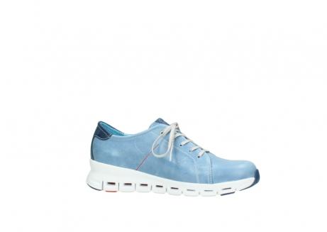 wolky sneakers 2051 mega 382 denim leer_14